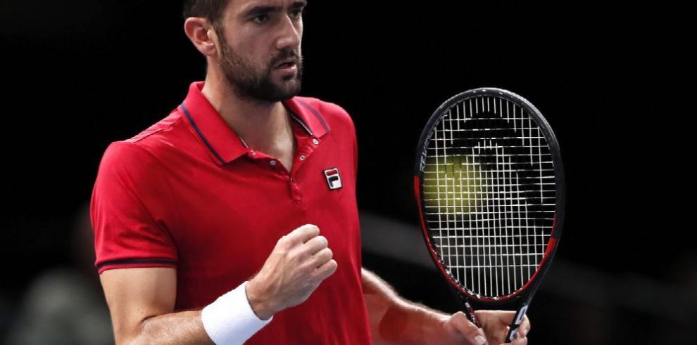 Murray sigue firme en Masters 1000 de París