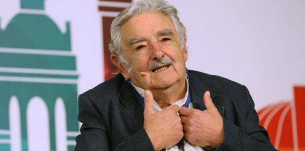 Mujica dice que Trump es fruto de que pocos concentren la riqueza mundial