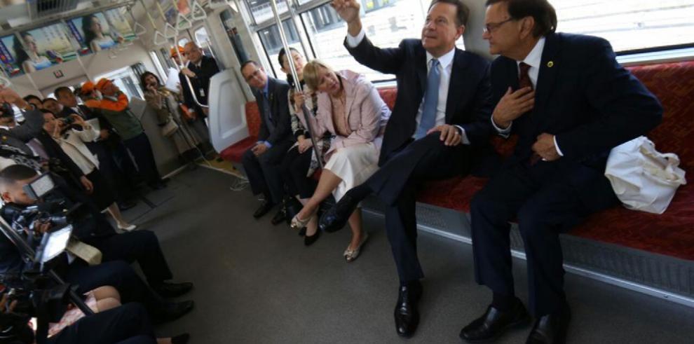 Varela recorre el Metro de Tokio