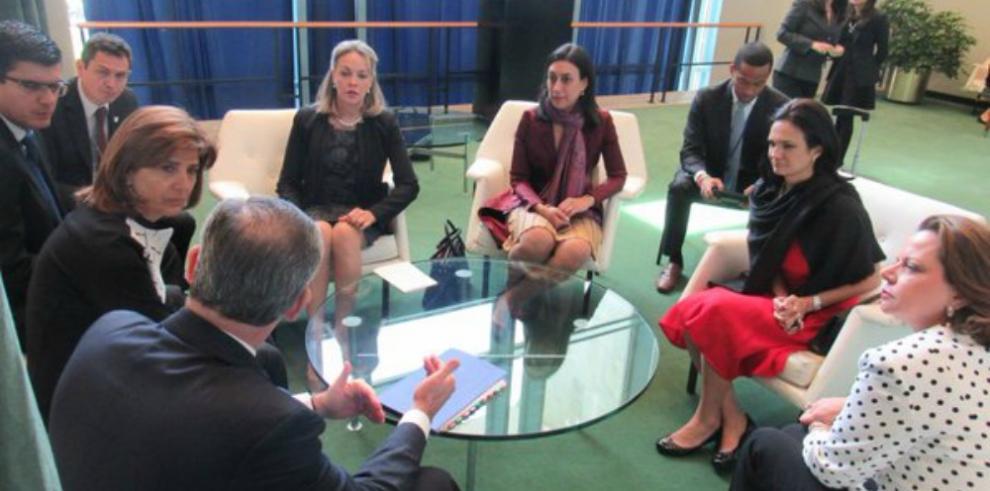 Panamá, Costa Rica y Colombia tratan tema de los emigrantes