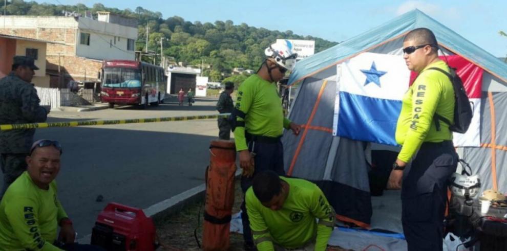 Panamá envía segundo contingente deespecialistas a Ecuador
