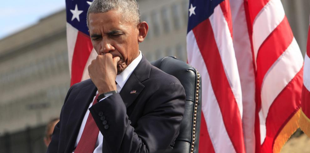 Obama reitera que EE.UU.