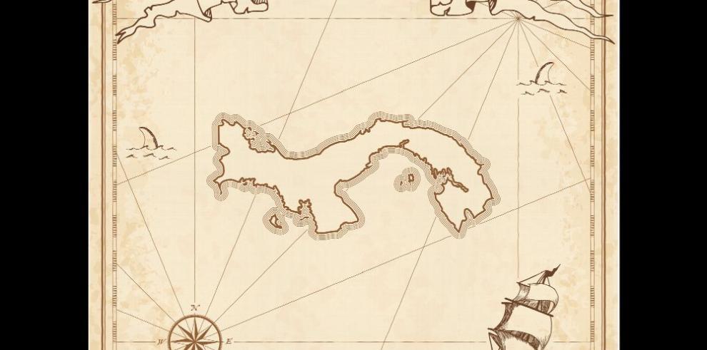 Presentan los mapas antiguos de Panamá y Darién