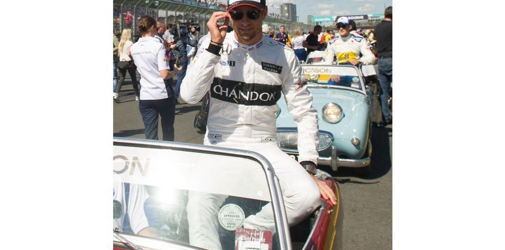 Button se alegra que Alonso haya salido ileso