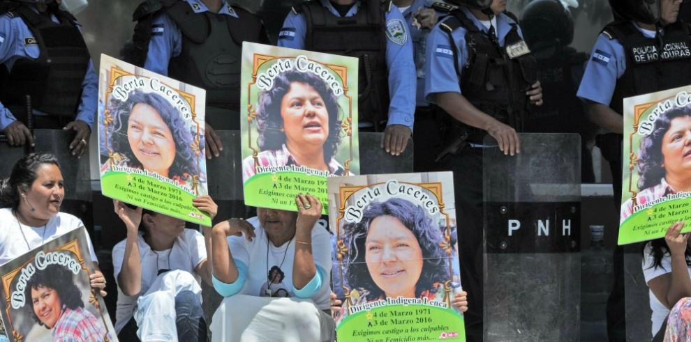 CIDH deplora asesinato de líder indígena hondureño