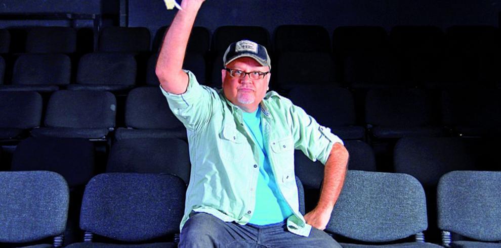 Charla de dirección teatral con Edwin Cedeño