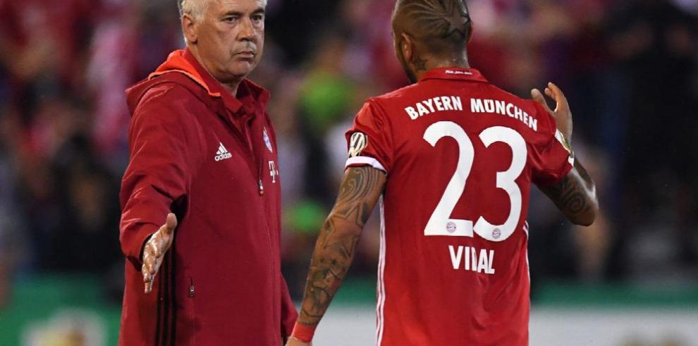 Bayern abre la Bundesliga ante Bremen