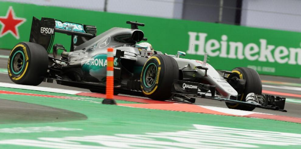 Hamilton, mejor en sesión