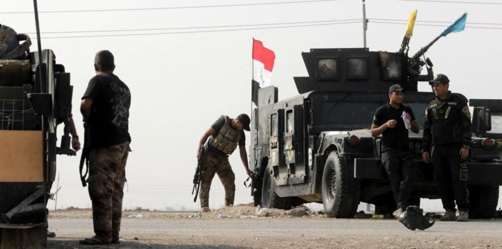 Irak anuncia la liberación de la estratégica población de Al Shura