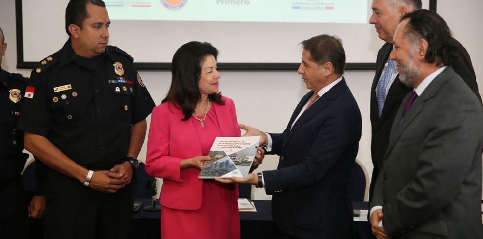 PNUD recomienda al Estado mejorar plan de resiliencia