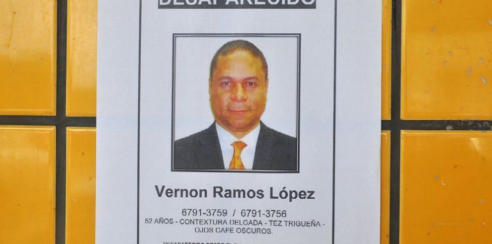 Nuevas pistas en caso de Vernon Ramos