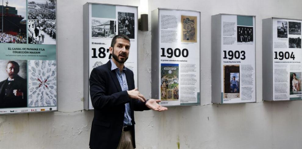 Colección Maxam, doble exposición en Panamá