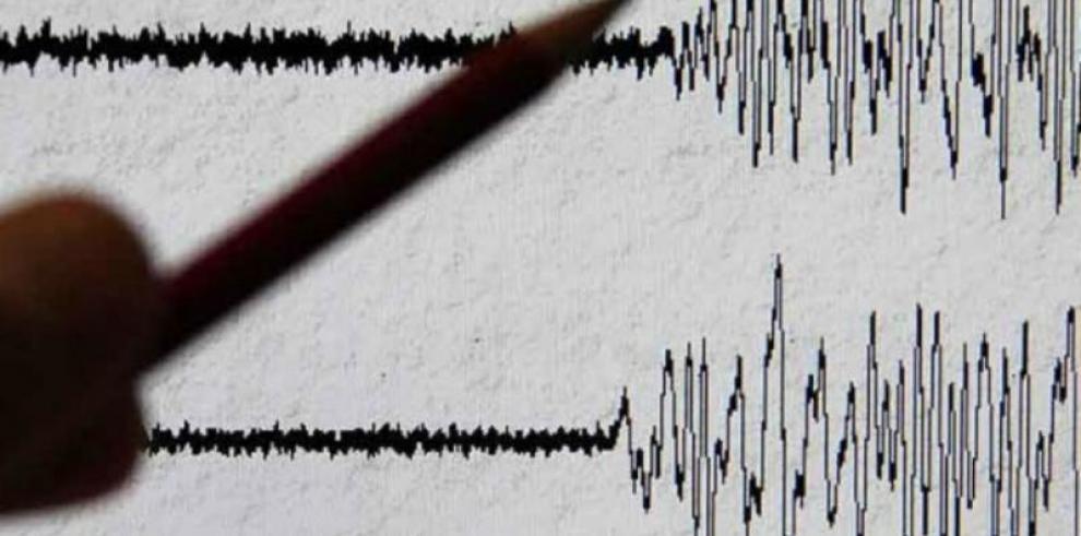 Sismo de 4.4 en Chiriquí no causa daños