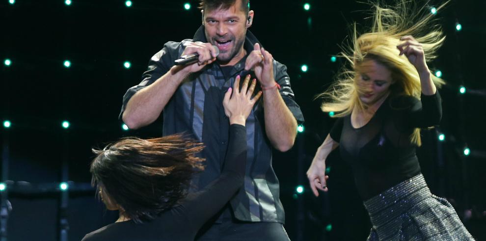 Ricky Martin anuncia su compromiso con Jwan Yosef