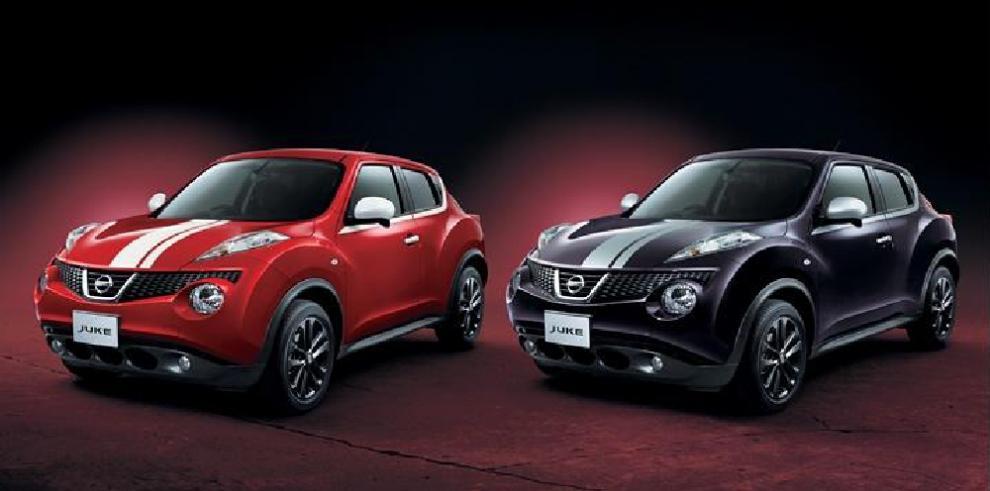 Nissan presenta un vehículo con elementos de