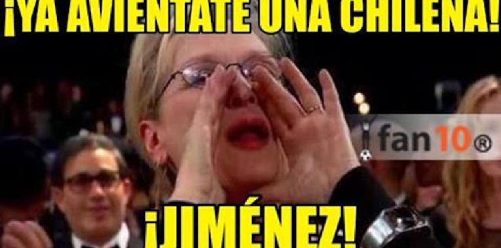 Panamá empata con México y las redes sociales se llenan de memes