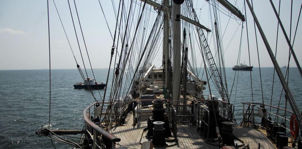 La tenacidad cruza los océanos y llega a Panamá