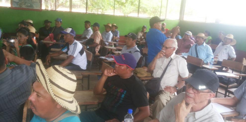 ONU entrega informe sobre proyectohidroeléctrico Barro Blanco
