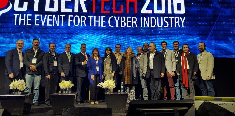 Panamá estuvo presente en la Cyber Tech 2016 en Tel Aviv
