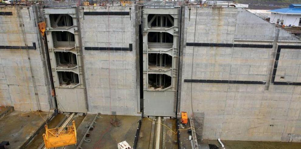 Ampliación del Canal de Panamá registra un avance del96 %