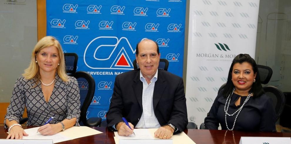 Cervecería Nacional firma pacto con Fundación Valórate