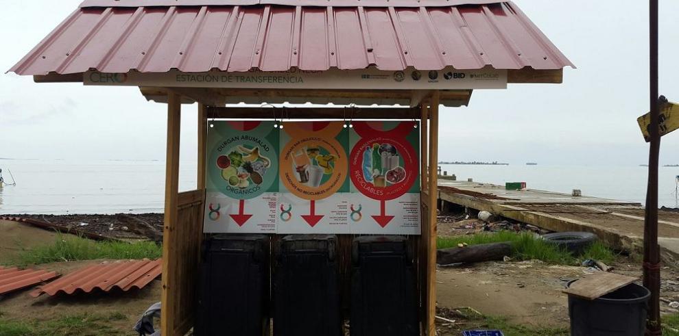 Proyecto Basura Cero en Guna Yala avanza 90%