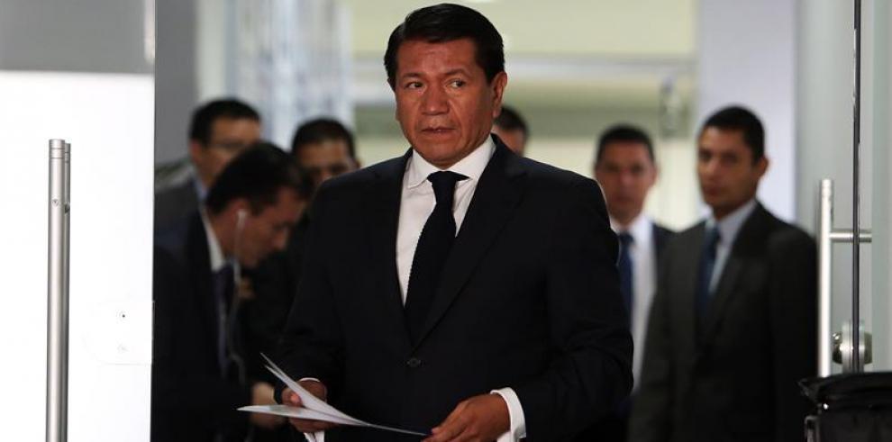 Defensor del Pueblo de Colombia renuncia por escándalo de acoso sexual