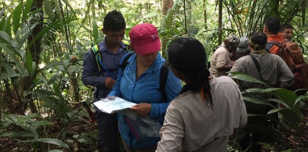 Curso para guías en las áreas protegidas