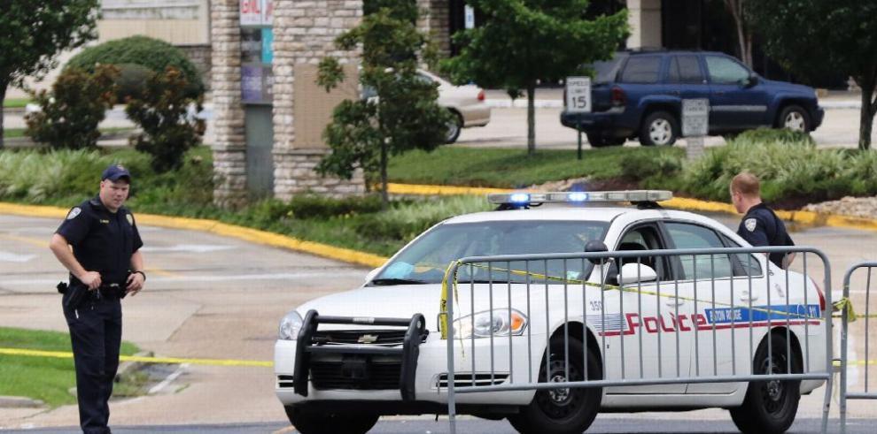 Nuevo tiroteo en Estados Unidos deja tres policías muertos