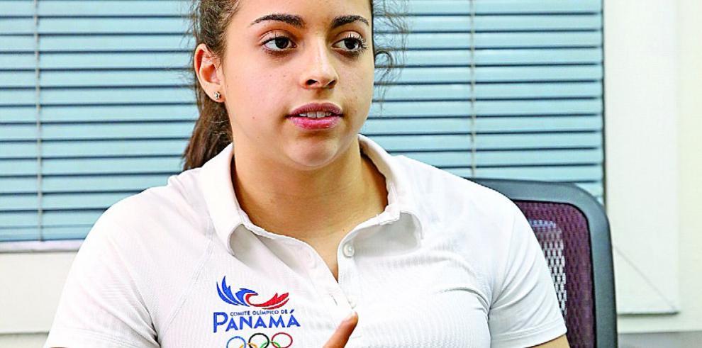 Isabella Amado competirá en torneo mundial en Portugal