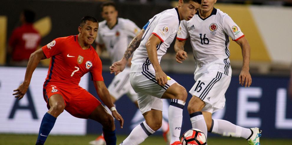 Chile llega a su segunda final consecutiva en Copa América