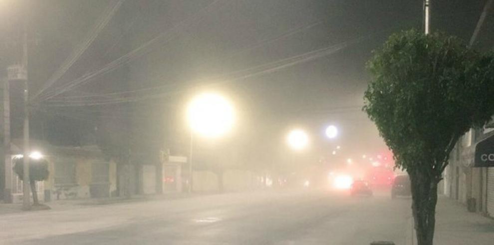 Alerta amarilla por explosiones del volcán Popocatépetl en México