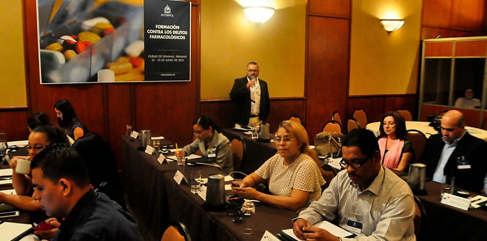 Policías de 46 países e Interpol se reúnen en Panamá
