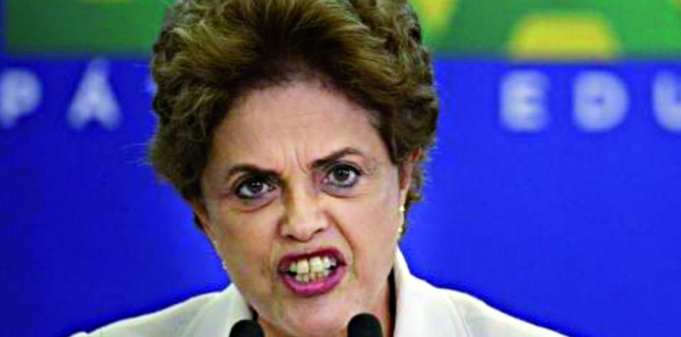 Rousseff no comparecerá y será representada por su abogado