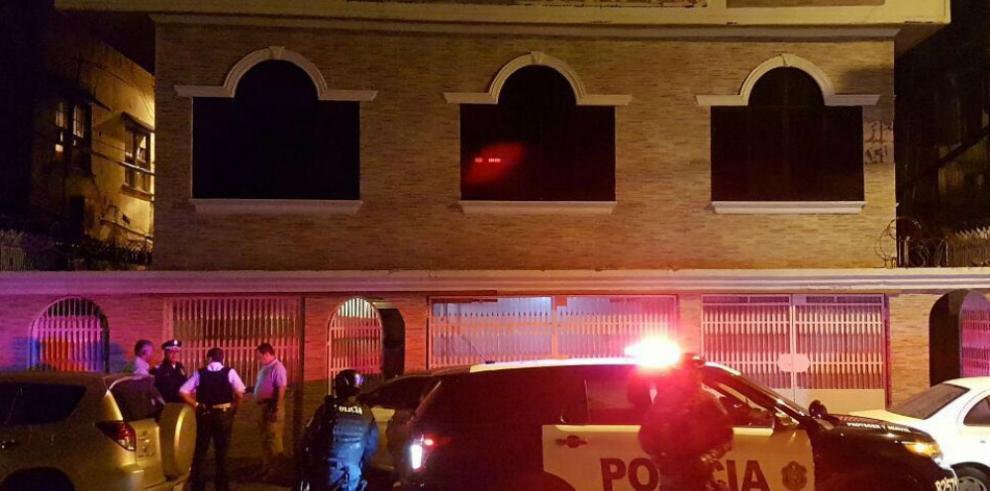 Autoridades realizan operativo antipandillas en Colón