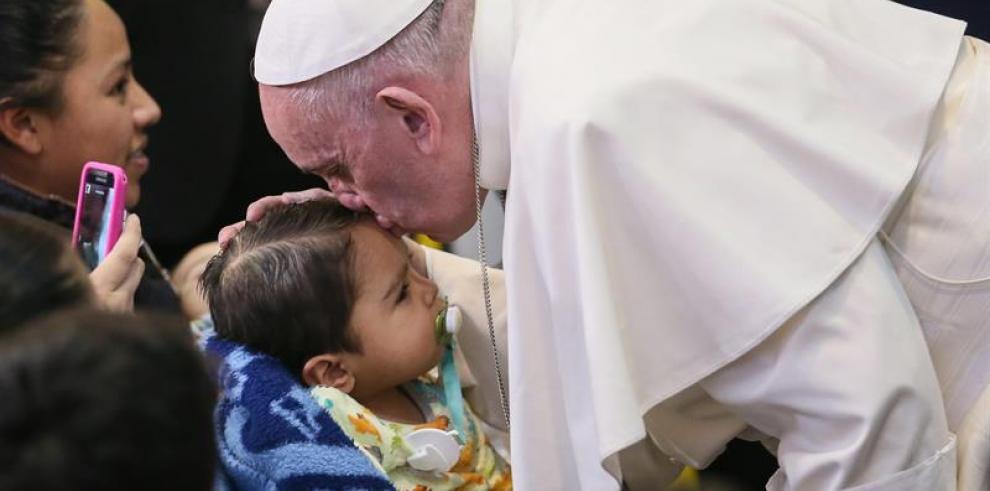 El papa visita Chiapas, el estado indígena menos católico y más pobre