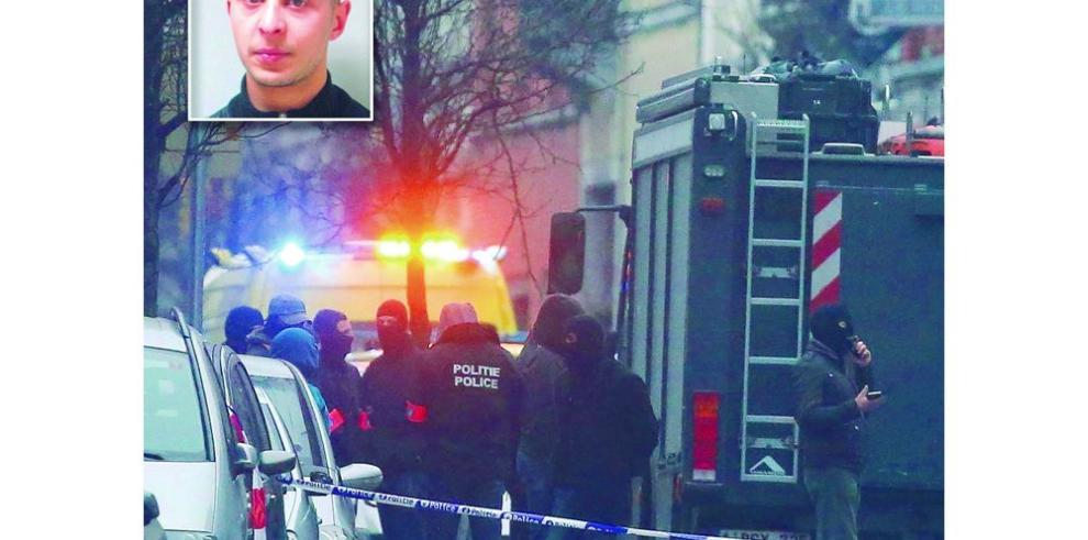 Abdeslam, el escurridizo yihadista del 13N