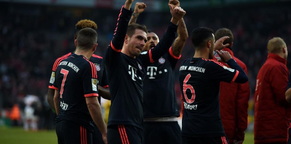 Bayern Múnich cierra su semana exitosa con victoria ante Colonia