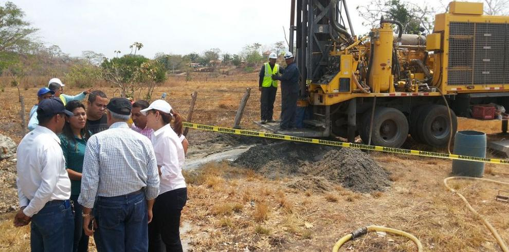 Idaan presenta plan para construir nuevos pozos en zona de Chame