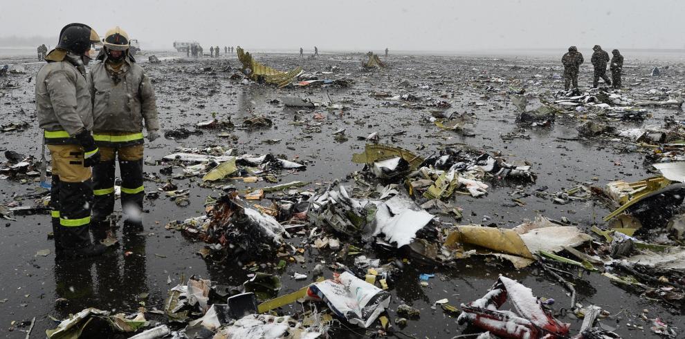 Flydubai informa de que el copiloto del avión siniestrado era español