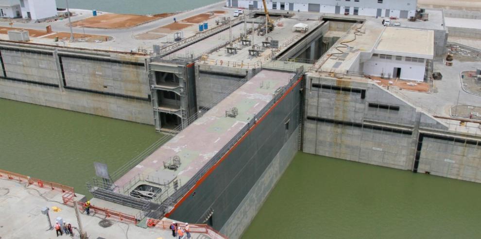 ACP prepara inauguración de nuevas esclusas