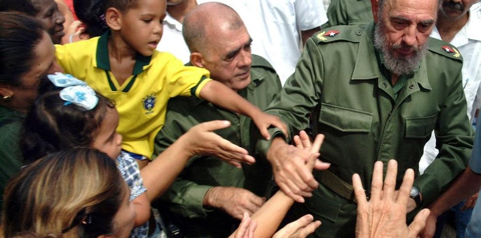 Fidel Castro muere a los 90 años de edad