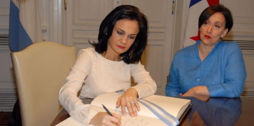 Panamá y Argentina concretaron agenda de trabajo