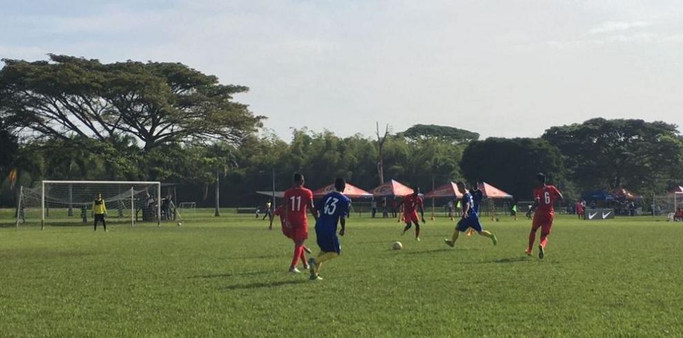 Sub-17 debuta con triunfo en el torneo de Las Américas
