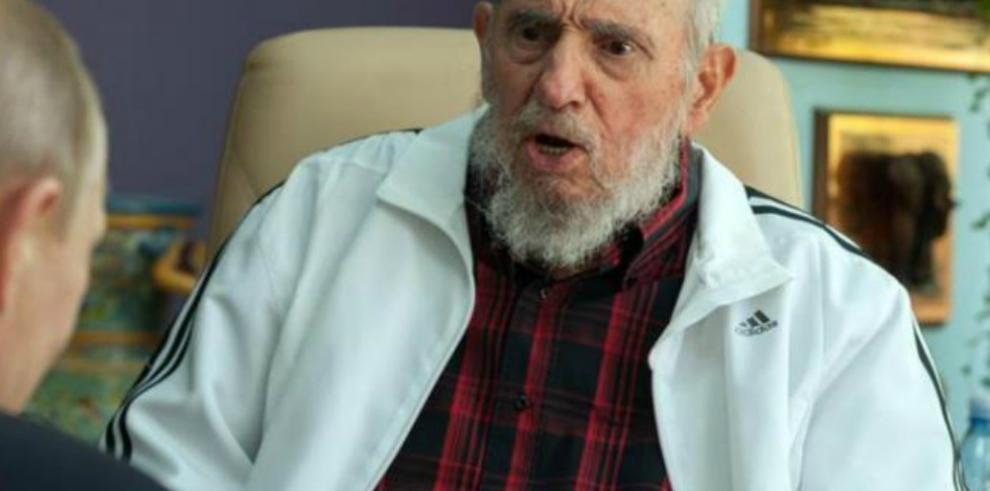 Los últimos años de Fidel Castro