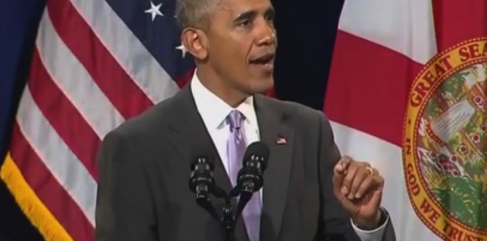 Obama: El pueblo cubano