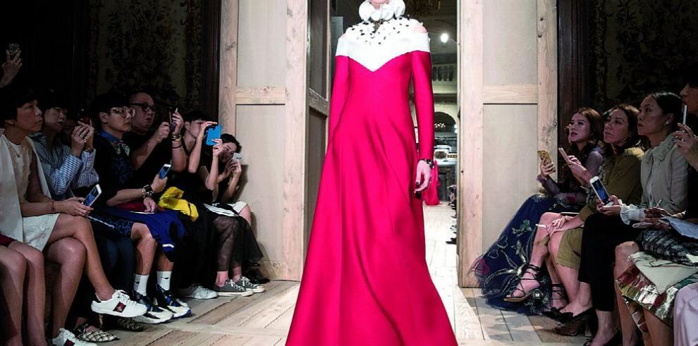 Las propuesta de alta costura de París