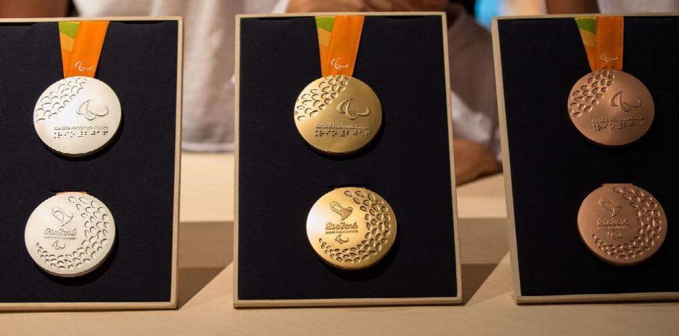 Medallas olímpicas, amables y ecológicas