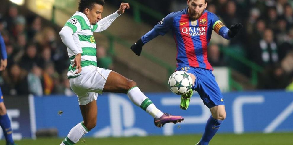 'Barsa no depende de una jugador', Messi