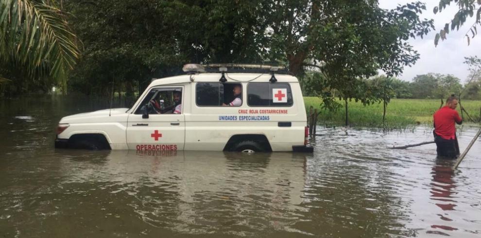 Huracán Otto deja nueve muertos en Costa Rica